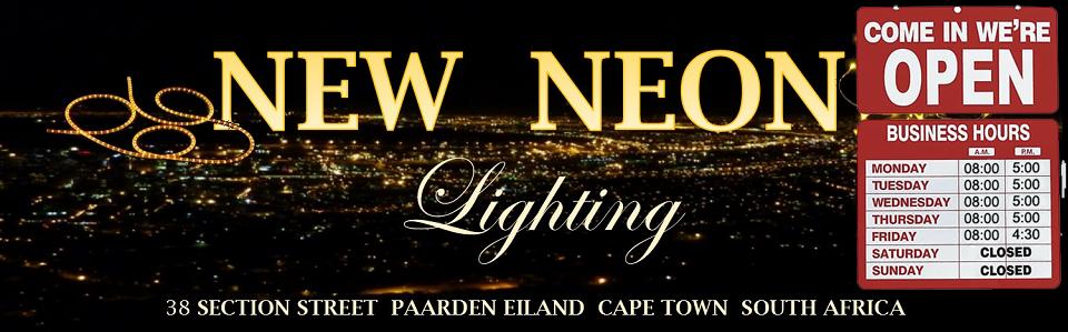 New Neon Lighting